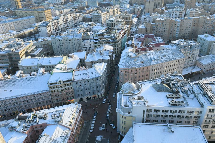 Прием заявок на конкурс кинофильмов о Москве начнется 22 января