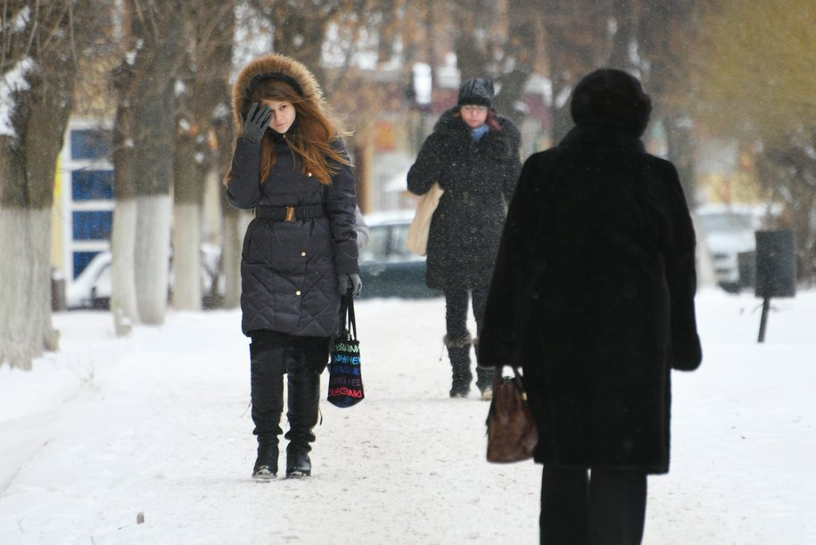 В Москву придут 15-градусные морозы