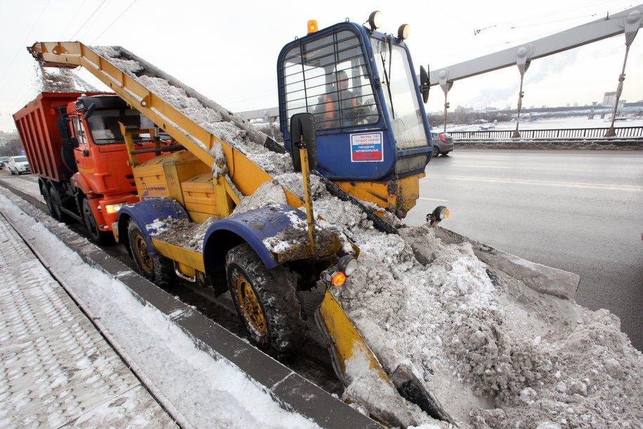 До 7 см снега может выпасть в Москве к концу недели