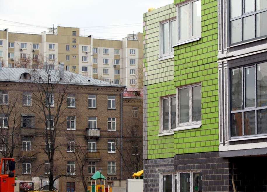 Первый дом по реновации примет переселенцев уже в феврале