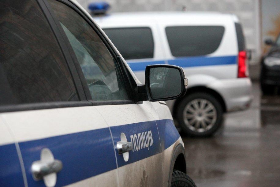 Неизвестный вырубил деревья в Хамовниках на сумму 1,4 млн рублей