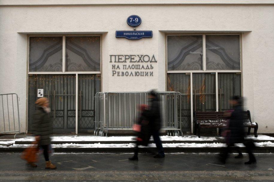 В Москве выявили более 2 тыс нелегальных граффити в 2017 году