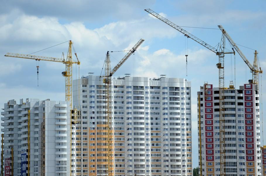 Прогнозный план по строительству жилья в Москве перевыполнили