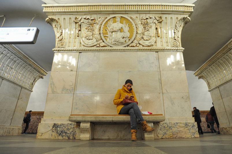 На Люблинско-Дмитровской линии метро восстановили движение после сбоя