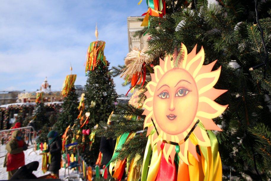 На Манежной площади появится четырехметровая скульптура солнца