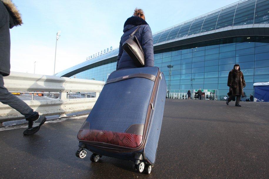 В Москве задержано и отменено более 30 авиарейсов