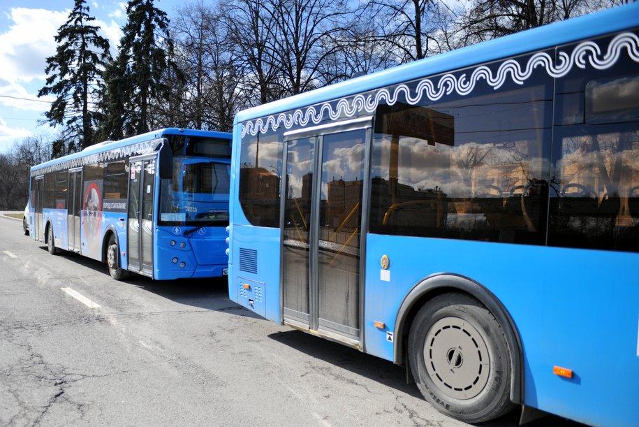 В Новой Москве появятся 13 автобусных маршрутов