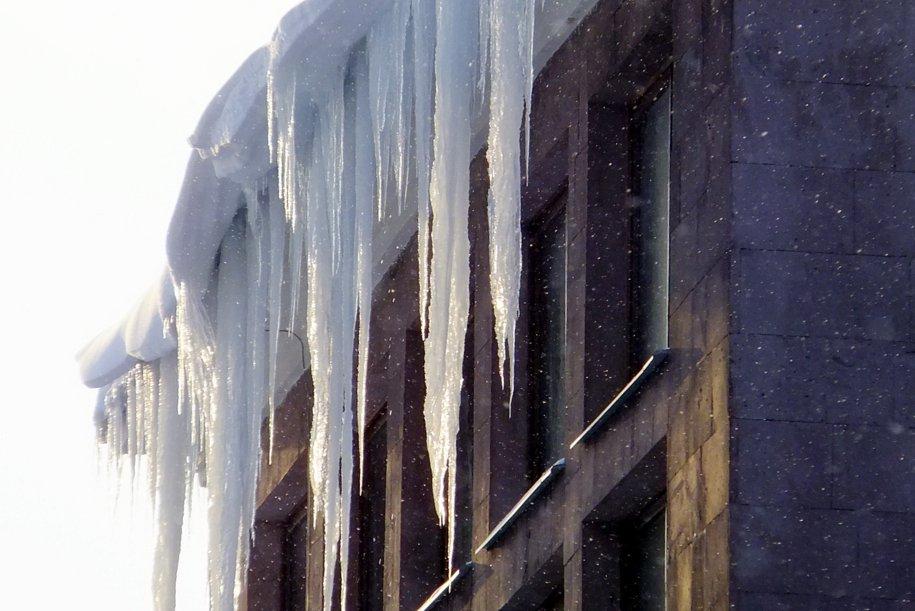 К концу рабочей недели в столицу придет потепление