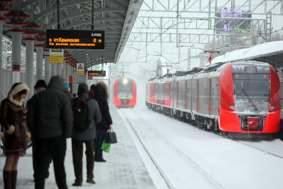 В 2018 году на станциях МЦК построят семь новых переходов