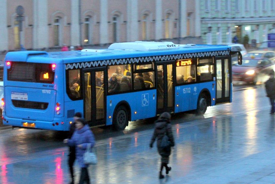 В Москве появится 24 новых автобусных марштрута