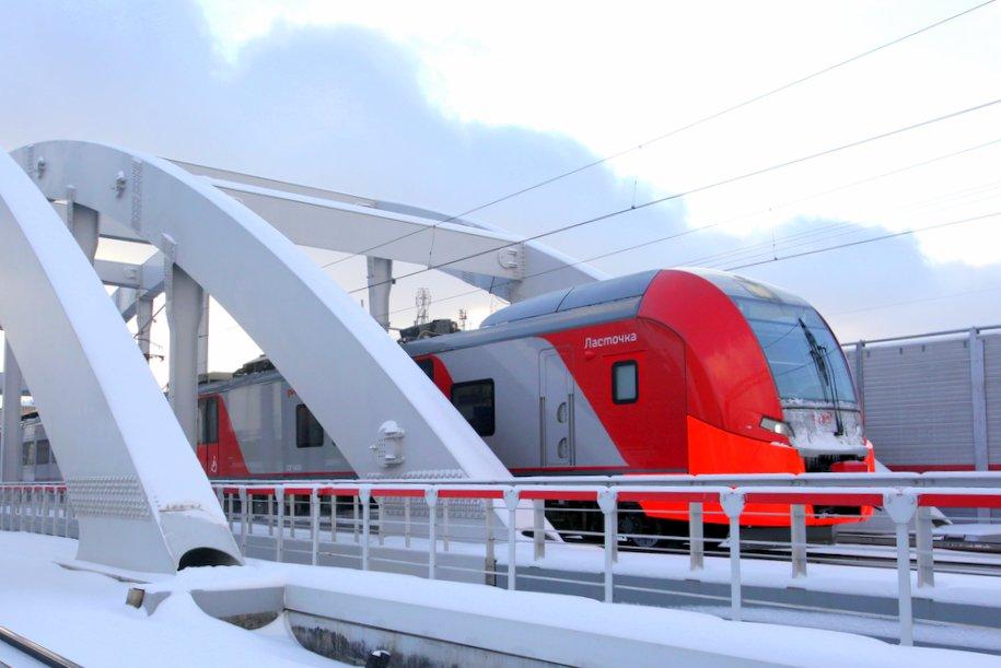 На рижском и киевском направлениях МЖД задерживаются поезда