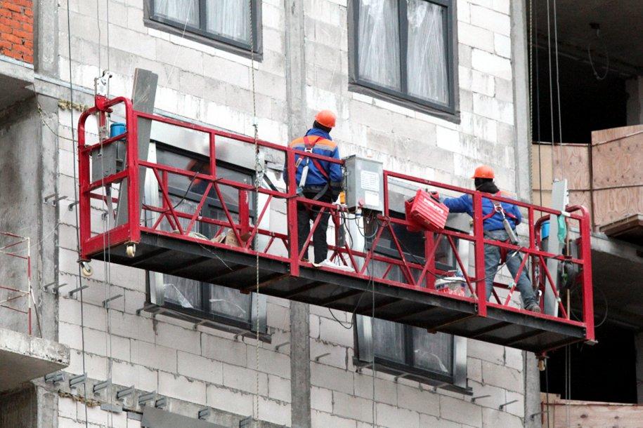 В центре столицы могут установить памятник московским строителям