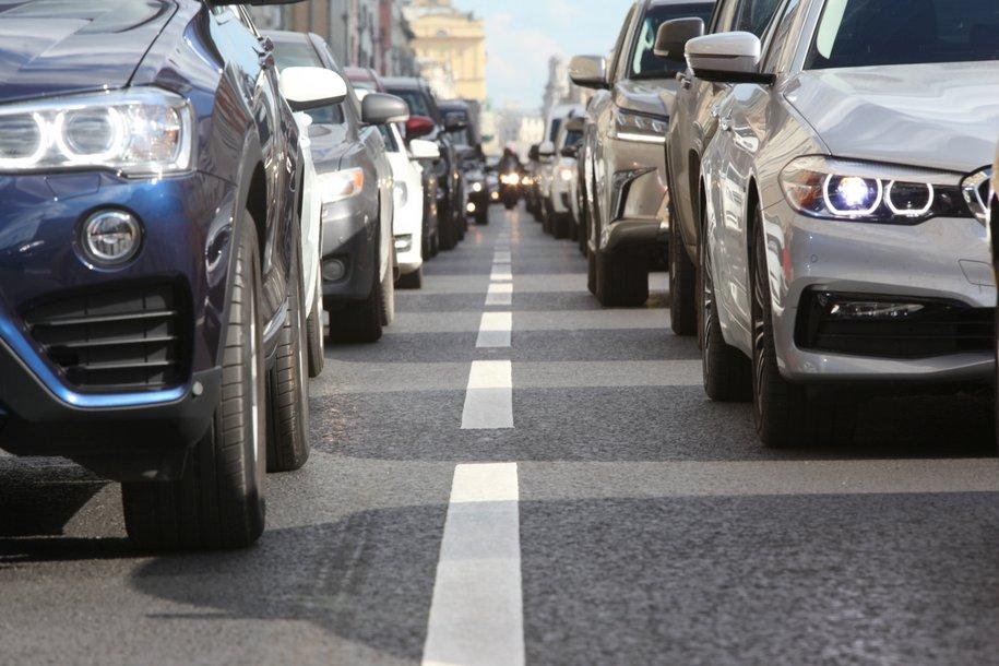 В Москве ежегодно будут строиться 100 км дорог