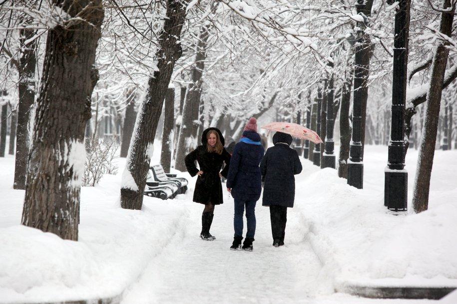 Синоптики прогнозируют 20-градусные морозы в Москве