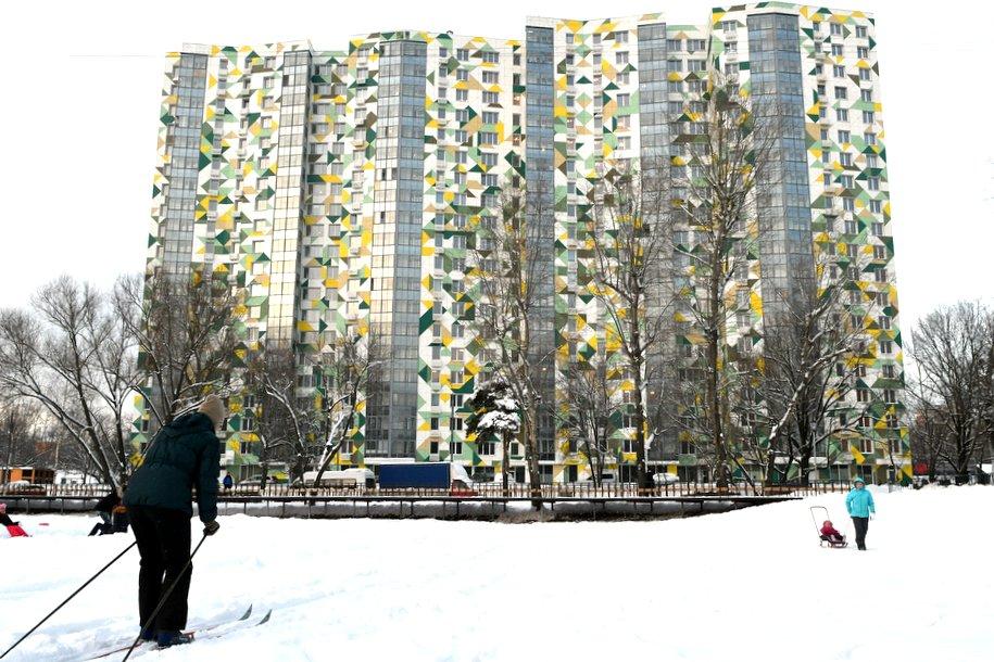 В районе Ивановское в этом году отремонтируют более 60 домов