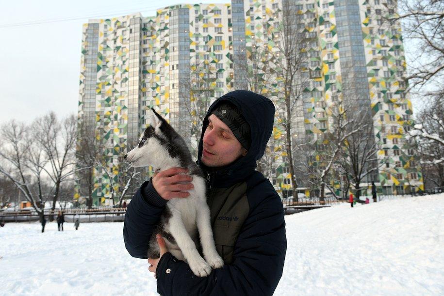 В Останкино стартовала акция по сбору корма для животных в приютах Москвы
