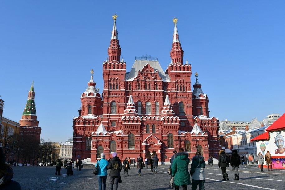 Более 20 тысяч человек бесплатно посетили Исторический музей