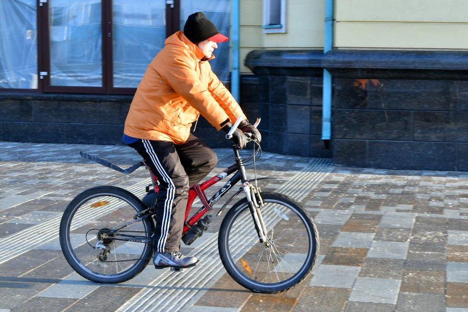 В центре столицы перекроют движение из-за зимнего велопарада
