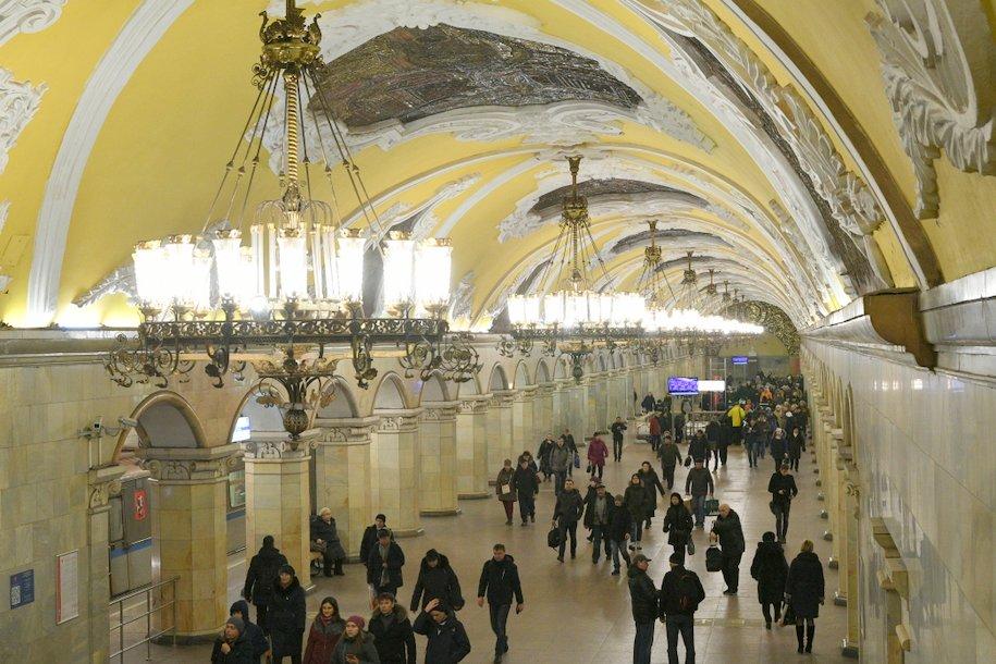 Московские центральные диаметры снизят нагрузку на метро