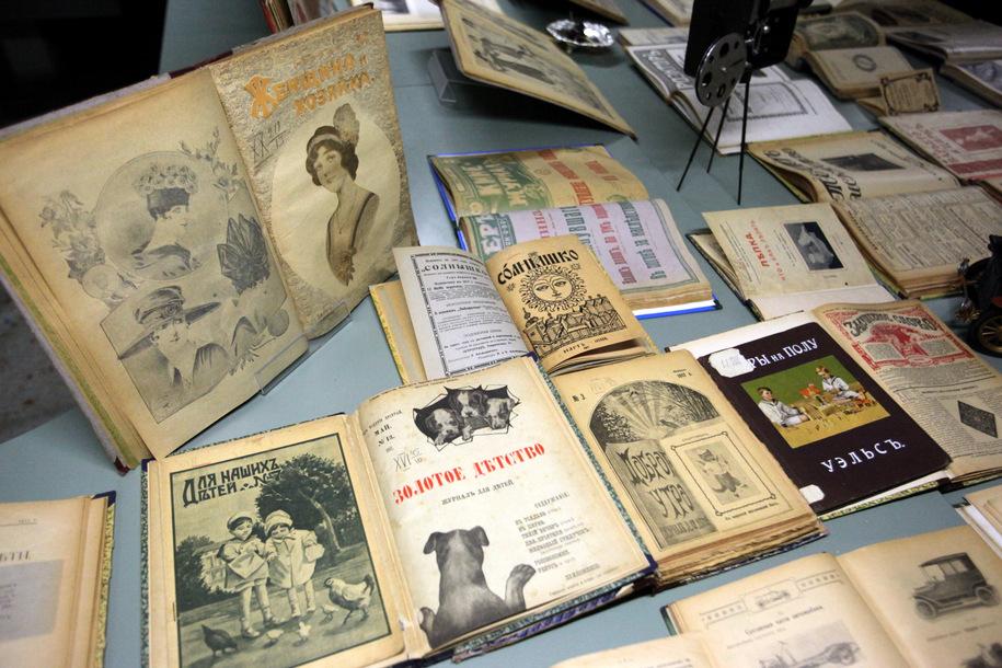 Около 80 тыс. изданий забрали москвичи в рамках проекта «Списанные книги»
