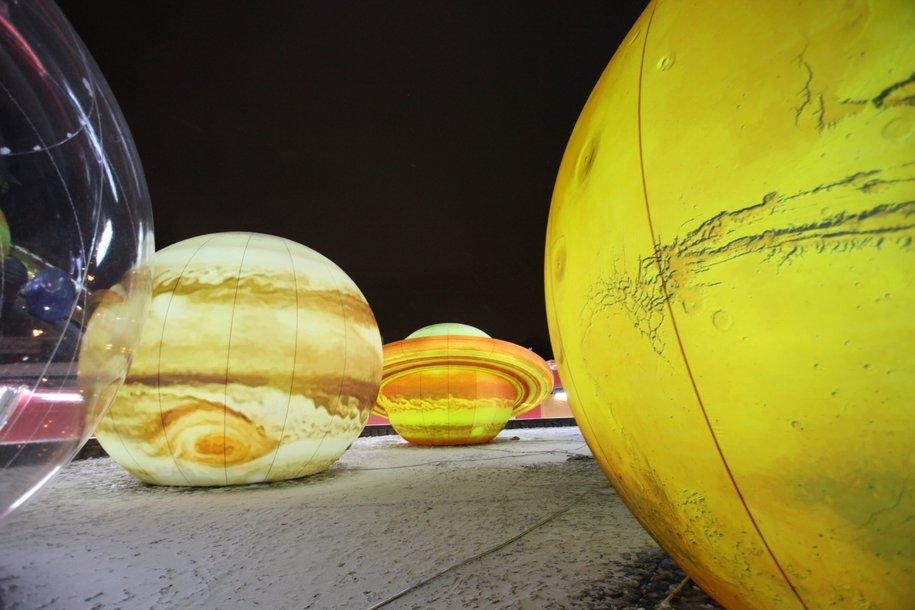 Москвичи смогут увидеть соединение Солнца с Меркурием 17 февраля