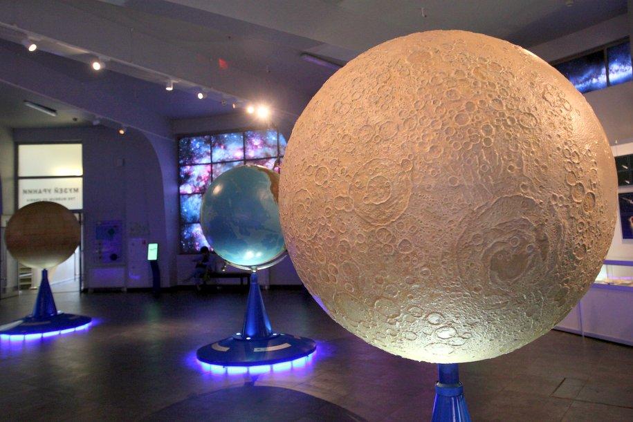 Накануне Дня влюбленных в Московском планетарии ожидается аншлаг