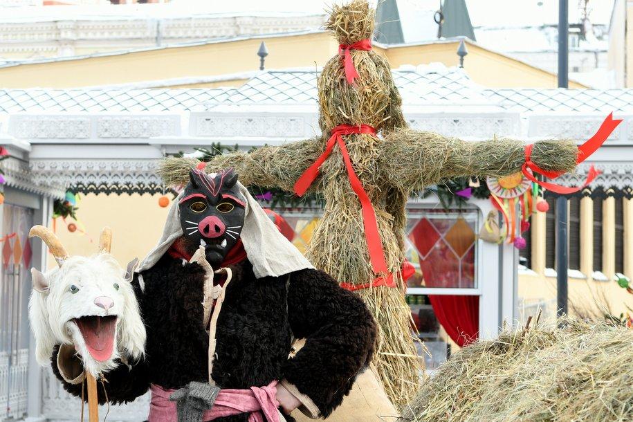 Почти 100 тыс. блинов продали на «Московской Масленице» с начала работы фестиваля