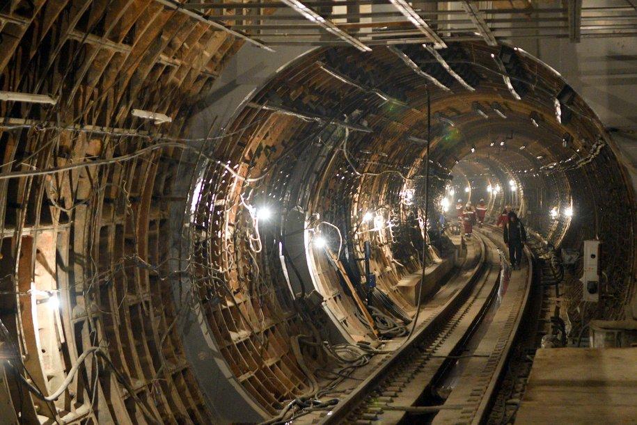 Количество метростроителей в Москве достигнет 70 тысяч
