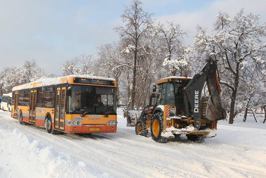 Маршруты четырех автобусов изменятся из-за строительства СВХ