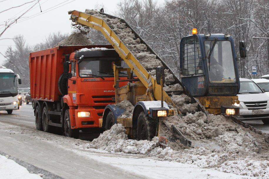 Власти рассказали о недовольстве москвичей уборкой снега
