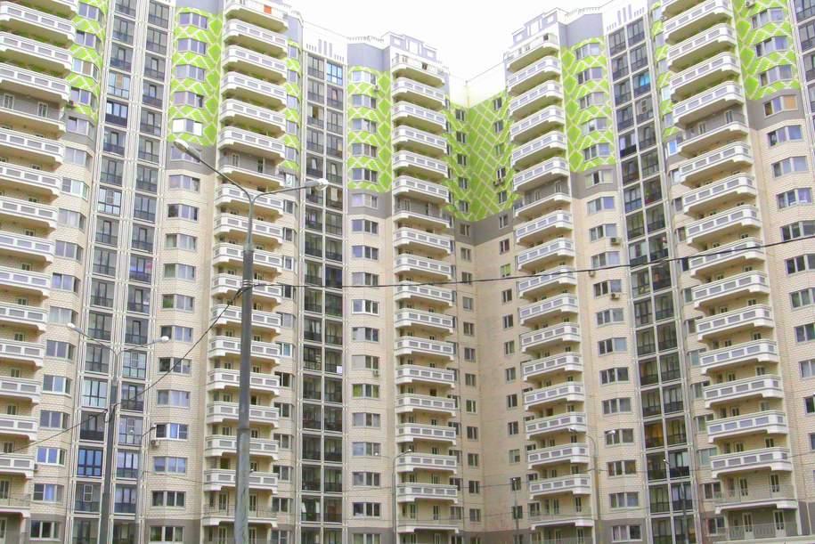 На Ленинском проспекте ввели 33-этажный жилой небоскреб