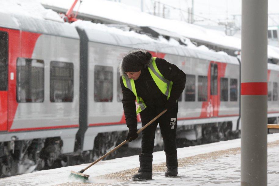 Москвичи совершили более 32 млн поездок на общественном транспорте в непогоду