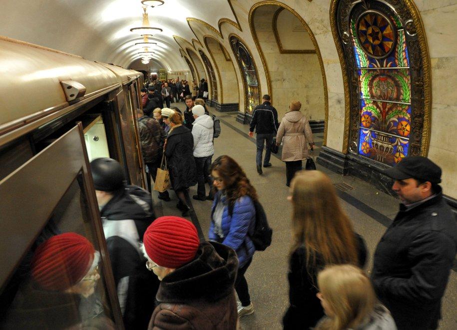 В Рождественскую ночь городской транспорт перевёз 425 тысяч пассажиров