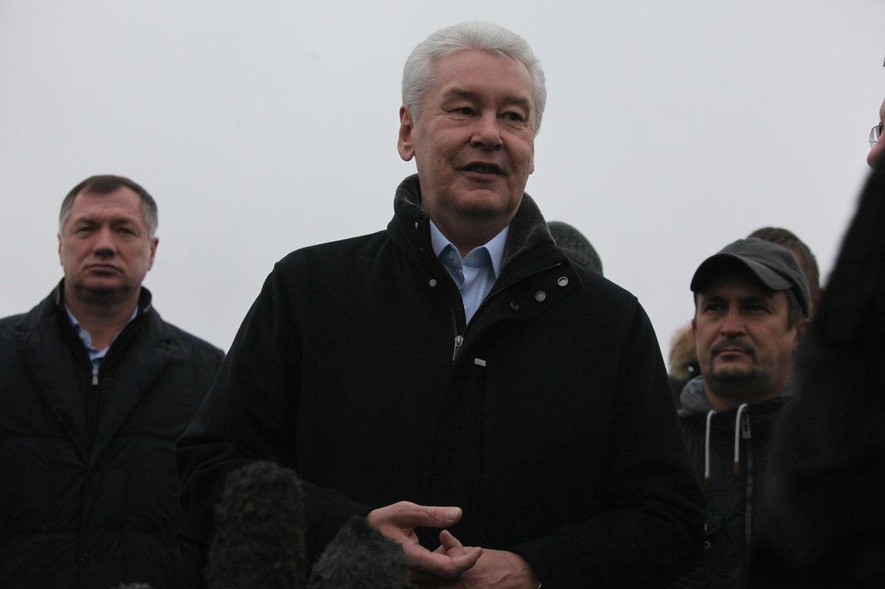 Мэр призвал горожан к осторожности в связи с непогодой