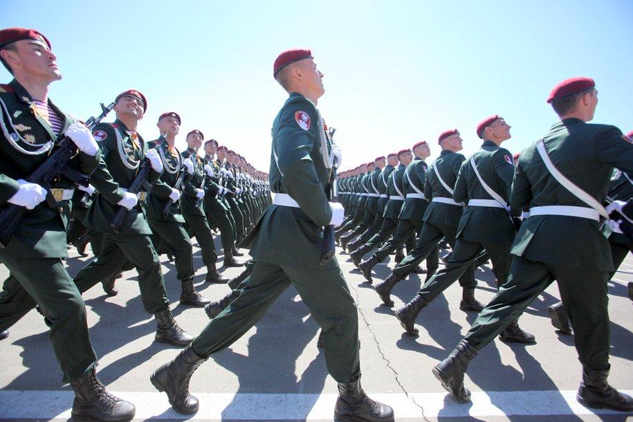В честь Дня защитника Отечества для москвичей подготовили более 500 мероприятий