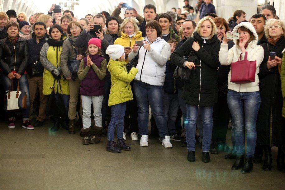 На «Маяковской» пройдет поэтический рэп-баттл