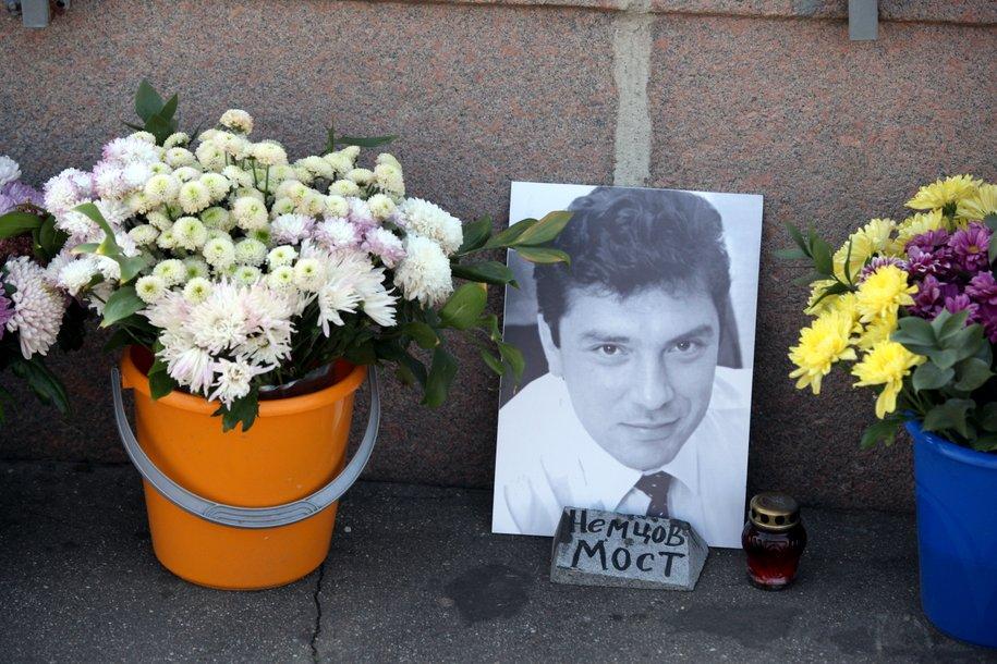 В Москве установят памятную доску Б. Немцову