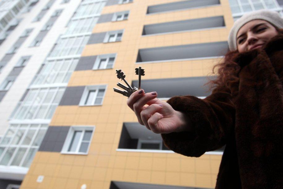 В стартовый дом реновации переехали первые жильцы