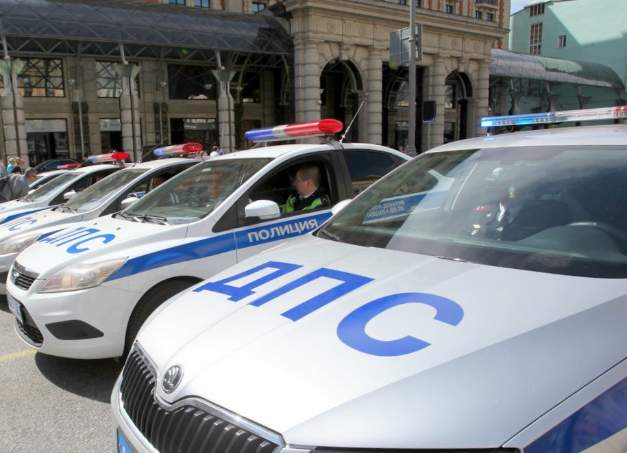 В результате столкновения двух иномарок на «Волгоградке» пострадал человек