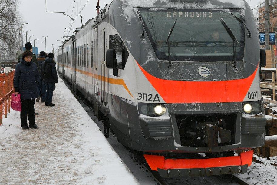 На Казанском направлении МЖД задерживаются электрички