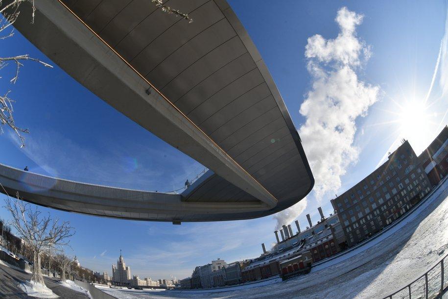 Эпицентром «Часа Земли» в столице станет Зарядье