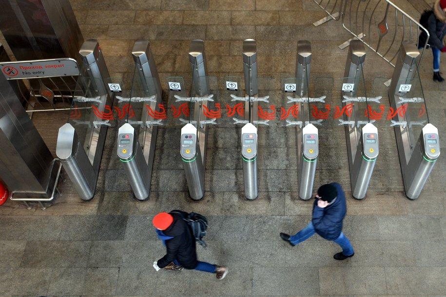 Станцию метро «Деловой центр» закроют из-за присоединения Большой кольцевой линии