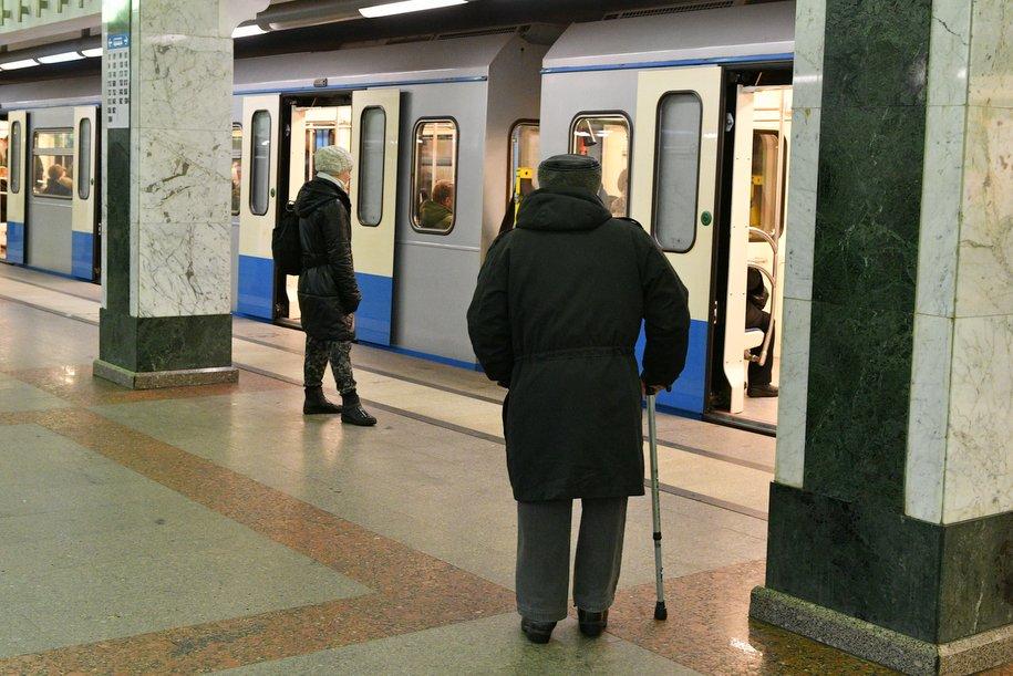 На Калужской-Рижской линии метро произошёл сбой в движении поездов