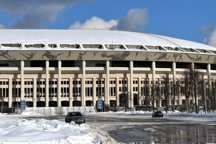 В Москве пройдет зимний чемпионат по теннису