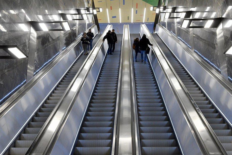 От БКЛ метро планируется протянуть три радиальных линии