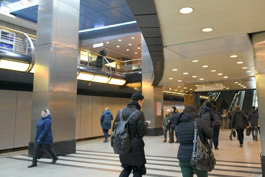 На станции «Выставочная» открылась фотовыставка