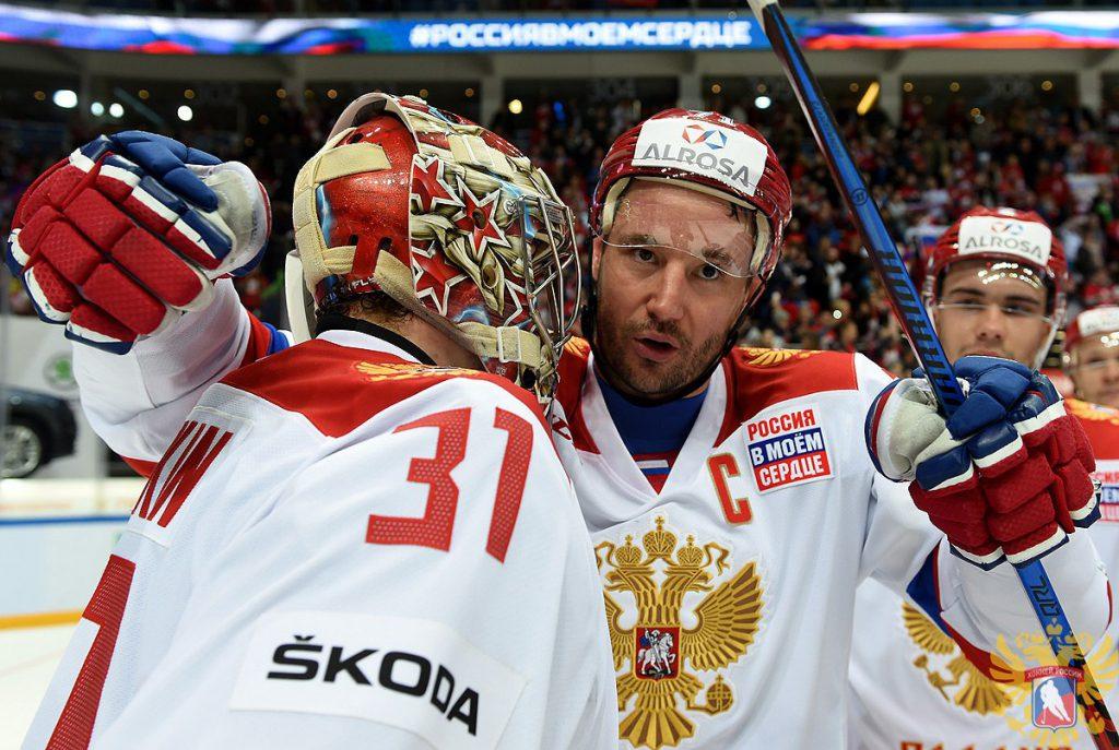 Сборная России по хоккею в финале Олимпийских игр встретится с немцами