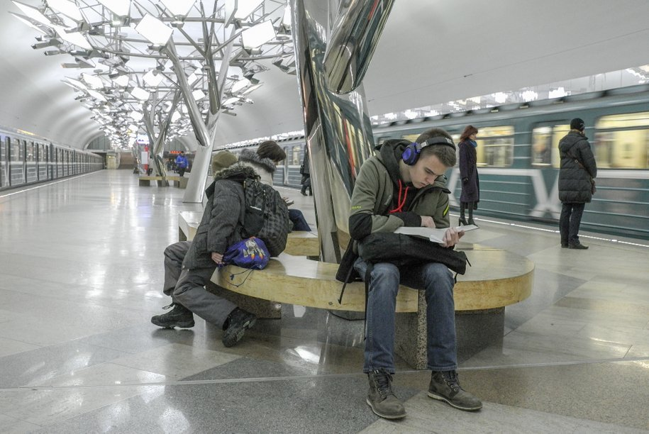 Движение поездов на «красной» ветке метро полностью восстановлено