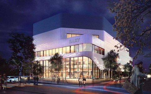 Кинотеатр «Баку» превратится вмногофункциональный районный центр для всей семьи