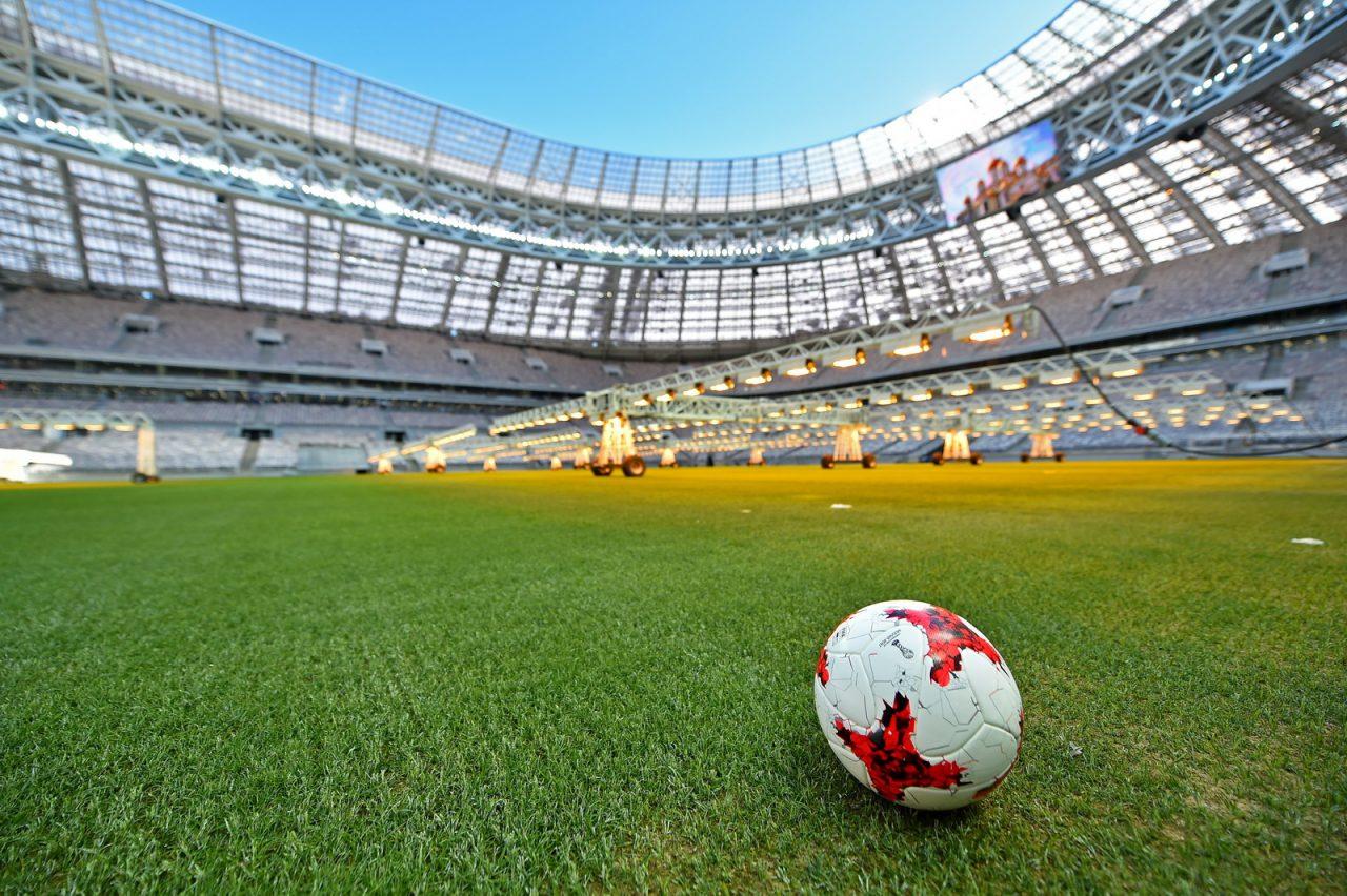 Инфраструктура стадиона «Лужники» полностью готова к проведению ЧМ-2018